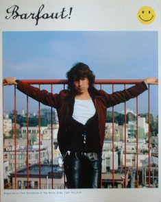 「バァフアウト 1997/6 vol.23 浅井健一(ブランキー・ジェット・シティ)」Barfout(ティー・シー・アール・シー)
