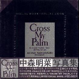 「Cross My Palm」中森明菜(モデル)(ほんの木)